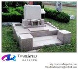 De het Chinese Monument en Grafsteen van het Graniet van de Stijl