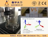 CNC Waterjet Water Jet Cutter di Ay2520u 50HP Stainless Steel per Stone, Metal, Glass Cutting