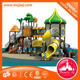 GS genehmigte Kind-Plättchen-im Freienspielplatz-Gerät für Kinder