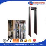 Detetor de metais interno do frame de porta da fonte da fábrica para o detetor de metais do Archway do uso do aeroporto