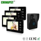 """7 """"ビデオドアの電話相互通信方式(PST-VD7WT2)"""