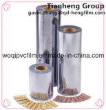 пленка 0.05-0.80mm прозрачная и покрашенная твердая фармацевтическая упаковки PVC