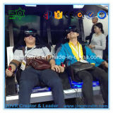 Experiencia 9d Vr Flight Simulator de la realidad virtual de la grieta 9d de Oculus con 9DVR