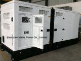 сень Genset тепловозного генератора 600kVA 480kw Cummins молчком звукоизоляционная