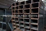 Rendimiento estable rectangular de tubería de acero
