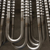 Steel di acciaio inossidabile Corrugated Tube per Heat Exchanger
