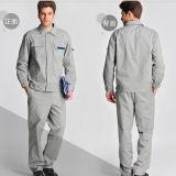 Kundenspezifische preiswerte Mann-Aufbau-Uniform Gesamt