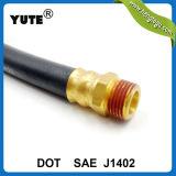 PUNT van Yute keurde de Slang van de Rem van de Lucht van de Aanhangwagen van 3/8 Duim goed