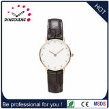 Steel di acciaio inossidabile Caso Giappone Movement Slim Line Caso 3ATM Water Resistant Same Model Dw Watches (DC-644)