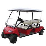 Autoveicolo elettrico elettrico dei carrelli di golf in hotel