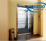 Ascenseur résidentiel de passager d'immeuble de bureau stable à faible bruit