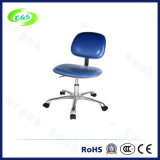 Justierbarer ESD antistatischer Labor-oder Büro-Stuhl PU-(EGS-3302-LLL)