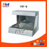 Машина выпечки оборудования гостиницы оборудования кухни машины еды оборудования доставки с обслуживанием BBQ оборудования хлебопекарни Ce Scuttle обломоков (YVF-8)