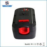 Plättchen-Art-Batterie des Black- & DeckerFsb18 Feuersturm-18-Volt 3000mAh Ni-MH