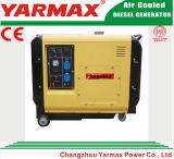5kVA Air Cooled Silent Type Diesel Generator