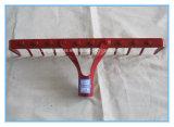 Аграрная стальная головка сгребалки Gargening
