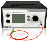 Techwin Longitud de onda-Estabilizó fuente de laser con varios modos de funcionamiento de la bomba de la alta estabilidad opcional 975nm