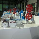 Горизонтальная резиновый машина заплетения стального провода Braider шланга