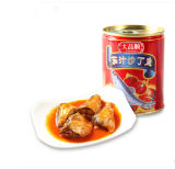 Sardinha enlatada a melhor qualidade no molho do tomate