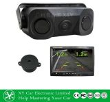 كاميرا وقوف السيارات، سيارة عكس الكاميرا و2 مجسات وقوف السيارات (XY-9818D)