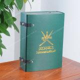 Подгонянная горячая штемпелюя причудливый коробка упаковки Paper/PVC