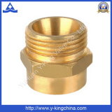 Bocal de bronze encaixe rosqueado forjado (YD-6005)