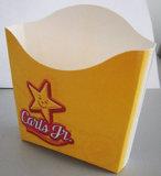 Nueva máquina de la fabricación de cajas de la hamburguesa del diseño (QH-9905)
