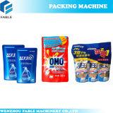 Vertikale automatische Verpackungsmaschine des Quetschkissens (FB-100L)