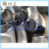 S32750 instalación de tuberías del codo de 90 grados