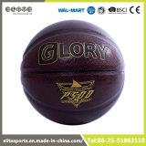 Basket-ball de sports en plein air de contact doux