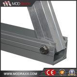 Structure de support solaire en aluminium d'alimentation électrique verte (XL201)