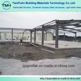 Heiß-Eingetauchte galvanisierte Stahlkonstruktion für Verkauf