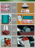 Direkt Factory Wholesale Cheap Highquality Rim und Handle Color 11oz Sublimation Coated Mugs