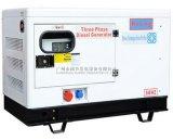 generatore diesel insonorizzato di potere 8kw/10kVA con il motore della Perkins (PK30080)