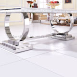 Marble Top를 가진 2016 최신 Selling Modern Dining Furniture Dining Table