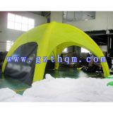 Tente gonflable campante extérieure/la publicité de la tente gonflable