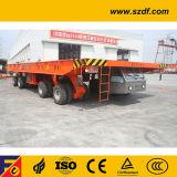 Vehículo del astillero/acoplado de la base plana/carro plano (DCY100)