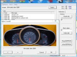 Módulo diagnóstico da bolsa a ar do varredor da ferramenta de Mazda OBD auto