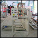 Macchina per fabbricare i mattoni diesel del cemento concreto automatico pieno