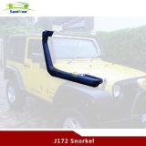 Schwarzer ABS Snorkel für JeepWrangler Jk