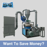 Máquina de pulir plástica de PP/PE/HDPE/PVC/Pet