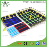 Big Ground Trampoline Park on Sale (1452W)