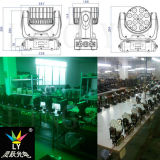 TRÄGER-Licht der Qualitäts-12X10W bewegliches Hauptdes stadiums-LED