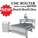 Professionele Houten Gravure Suppliercnc die Router Machine/CNC snijdt