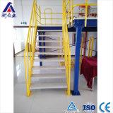Plataforma de aço industrial do preço de fábrica