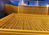 Загородка Канада обеспеченностью покрытия PVC высокого качества временно