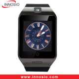Qualidade luxuosa Apro Smartwatch para Samsung Android HTC Huawei Sony