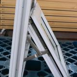 Ventana blanca Kz252 del toldo del perfil del color UPVC