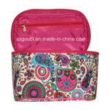 新しい方法ピンクのキャンバスの女性昇進の装飾的な袋