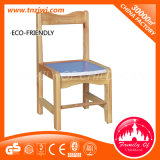 Silla de madera del bebé del estándar europeo usada labrando la silla para el hogar